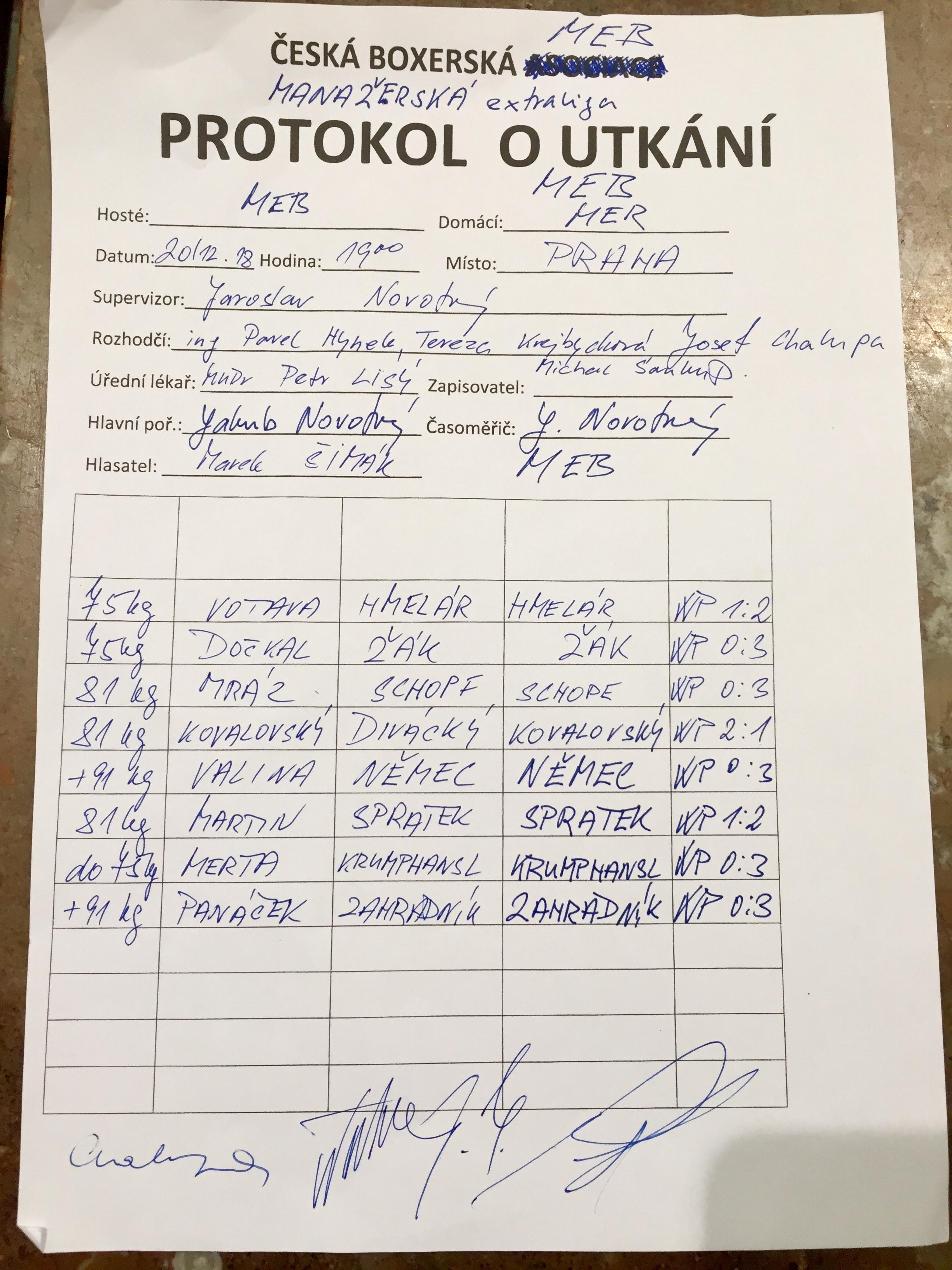 Vysledkova listina XII18